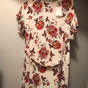 Floral H&M dress